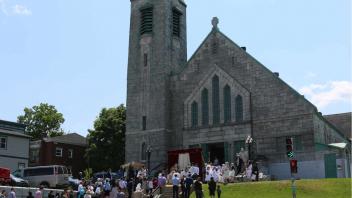 église Sainte Jeanne d'Arc - Sherbrooke - FSSPX