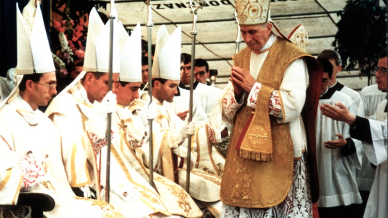 Vizita Papei in Germania si