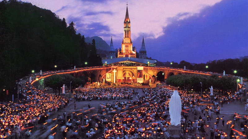 The Spiritual Lessons of Lourdes as Explained by Pius XII