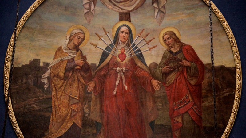 Fête de Notre-Dame des Sept Douleurs - District du Canada