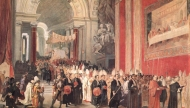 Corpus Christi Procession with Pope Gregory XVI
